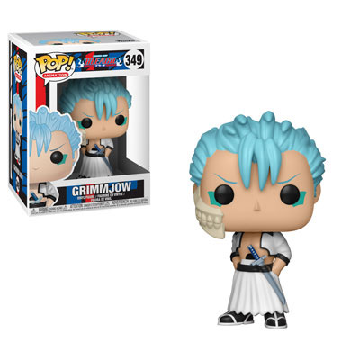 POP! Animation 349: Bleach - Grimmjow
