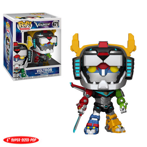 POP! Animation 471: Voltron - Voltron
