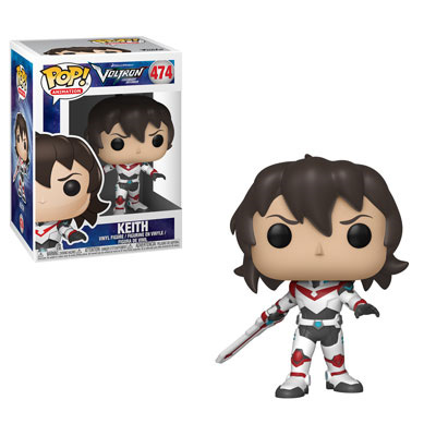 POP! Animation 474: Voltron - Keith