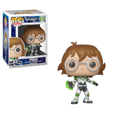POP! Animation 476: Voltron - Pidge