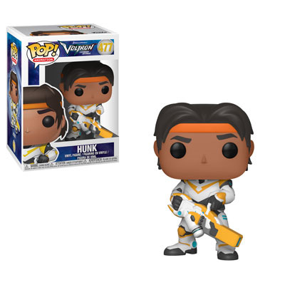 POP! Animation 477: Voltron - Hunk
