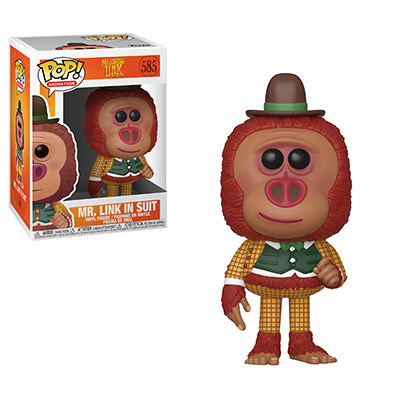POP! Animation 585: The Missing Link - Mr. Link in Suit