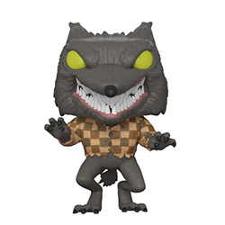 POP! Disney: The Nightmare Before Christmas- Wolfman