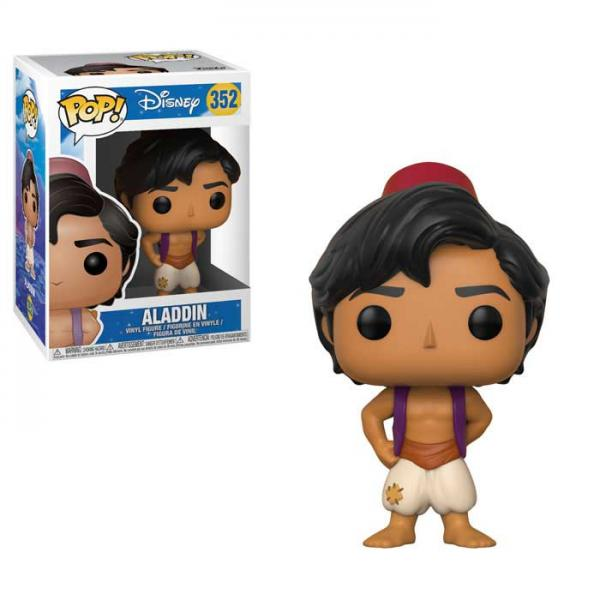 POP! Disney 352: Aladdin- Aladdin