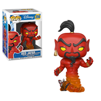 POP! Disney 356: Aladdin- Jafar (Red)