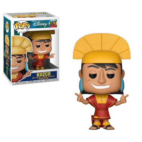 POP! Disney 357: Emperors New Groove- Kuzco