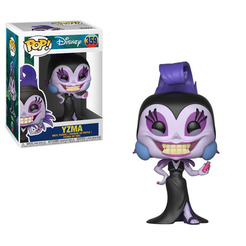 POP! Disney 359 Emperors New Groove- Yzma