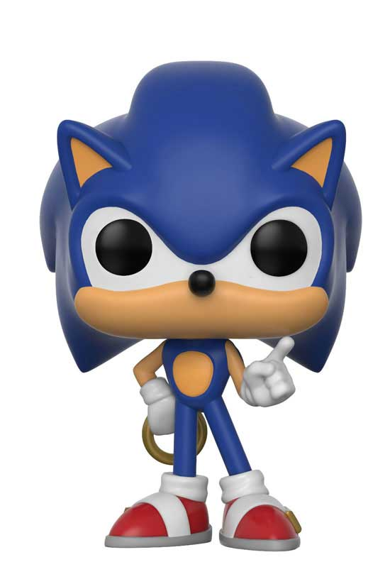 POP! Games 283: Sonic the Hedgehog- Sonic with Ring