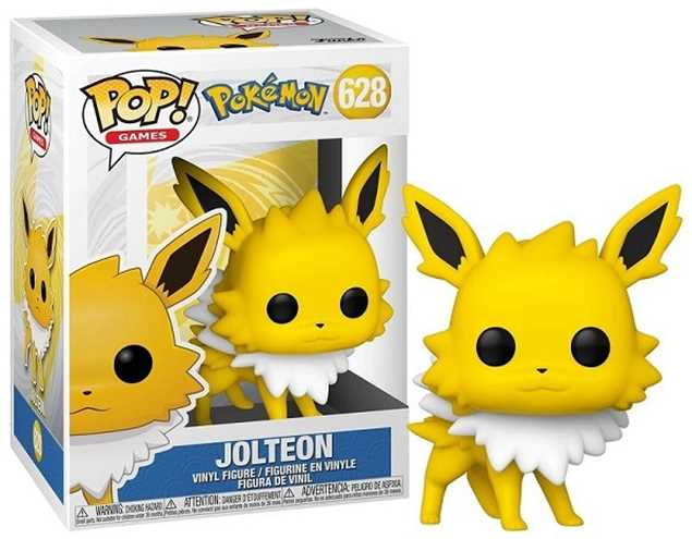 POP! Games 628: Pokemon: Jolteon