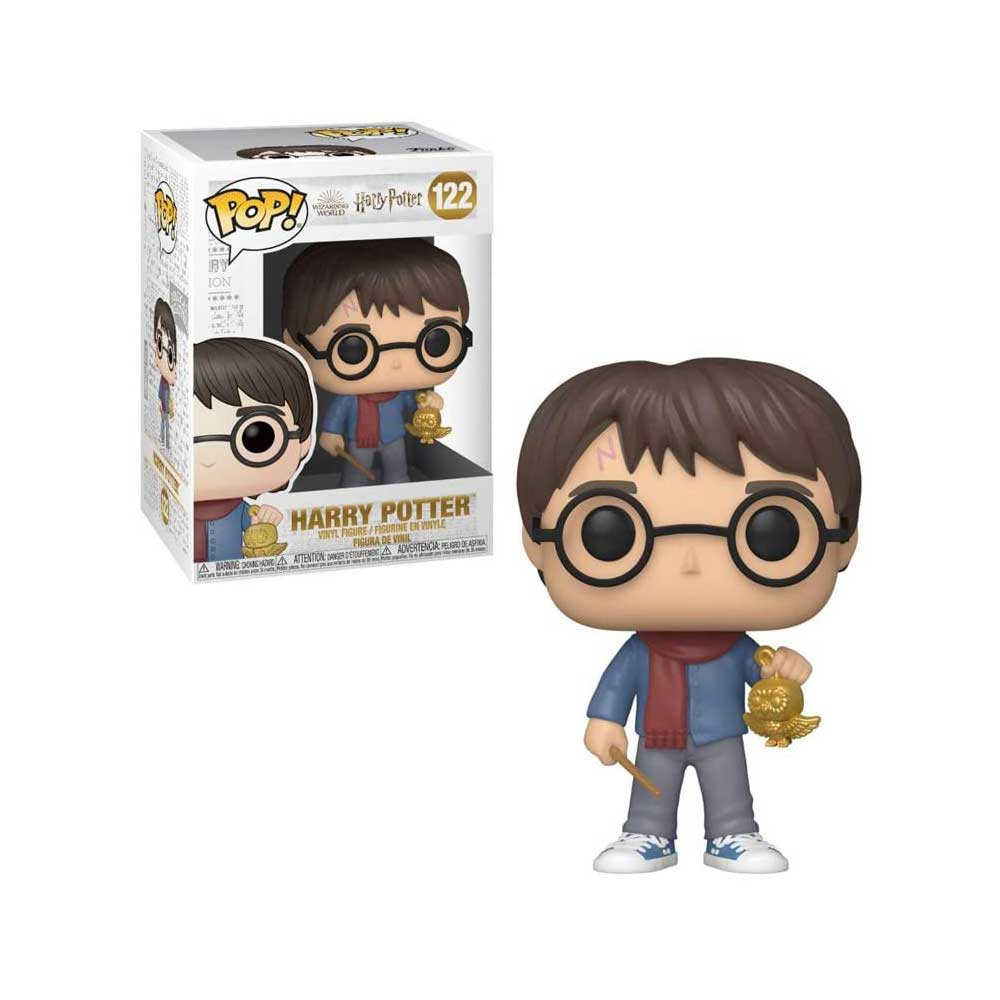 POP! Harry Potter 122: Holiday Harry Potter