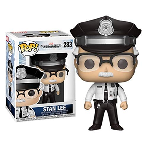 POP! Marvel: Captain America: The Winter Soldier - Stan Lee (Security Guard)