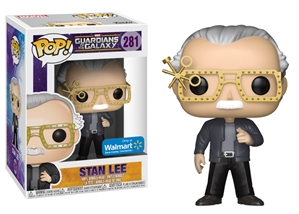 POP! Marvel: Guardians of the Galaxy - Stan Lee (Futuristic Glasses)