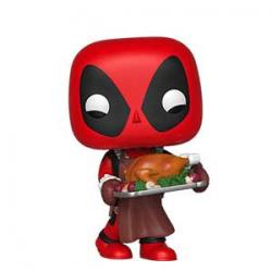 POP! Marvel: Holidays - Deadpool with Turkey