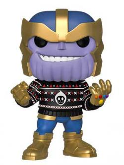 POP! Marvel: Holidays - Thanos with Sweater