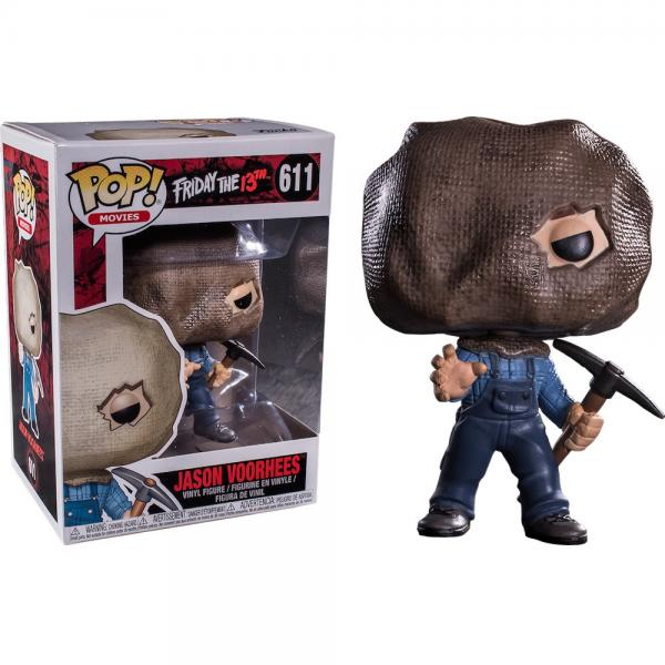 POP! Movies 611: Jason Voorhees with Bag Mase