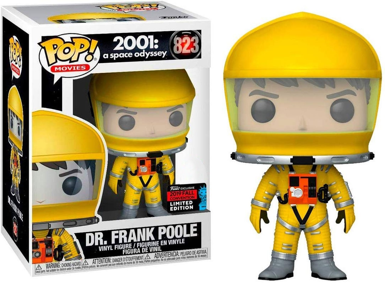 POP! Movies #823: 2001: Space Odyssey: Dr. Frank Poole