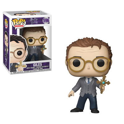 POP! Television 596: Buffy The Vampire Slayer- Giles