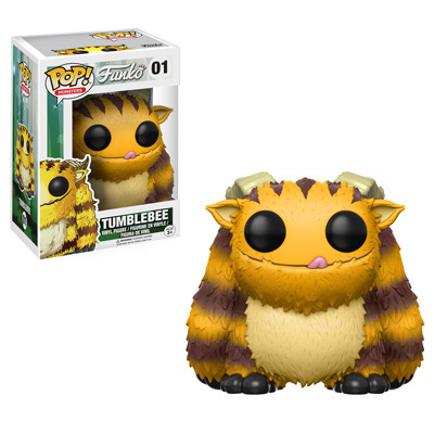 POP! Wetmore Forest Monster 001: Tumblebee