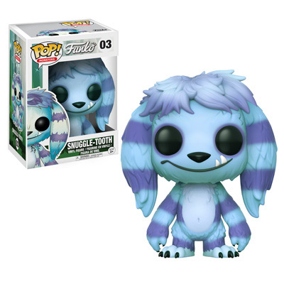 POP! Wetmore Forest Monster 003: Snuggle-Tooth