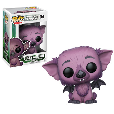POP! Wetmore Forest Monster 004: Bugsy Wingnut
