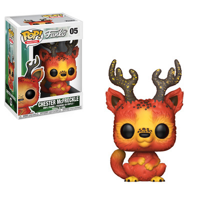 POP! Wetmore Forest Monster 005: Chester McFreckle