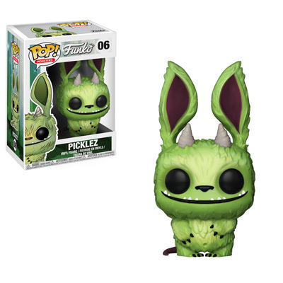 POP! Wetmore Forest Monster 006: Picklez