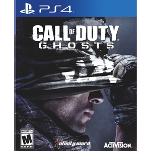 PS4: Call Of Duty Ghosts (Previously Enjoyed)