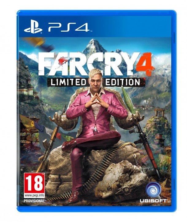 PS4: Far Cry 4 (LE Day 1)