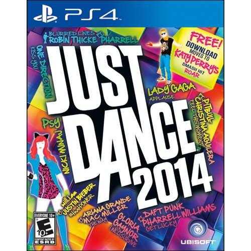 PS4: Just Dance 2014