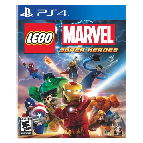 PS4: Lego Marvel Super Heroes