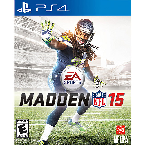 PS4: Madden NFL 15
