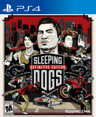 PS4: Sleeping Dogs (Definitive Edition)