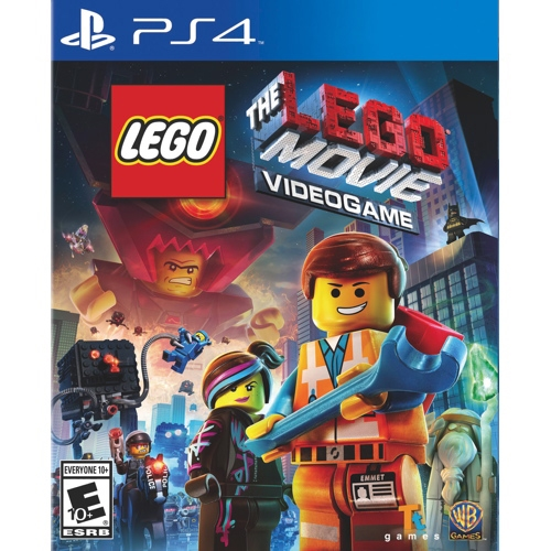 PS4: The Lego Movie Videogame