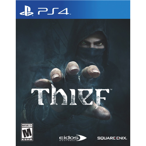 PS4: Thief