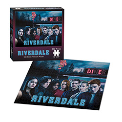 PUZZLE RIVERDALE 550PC