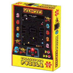Pac-Man Puzzle