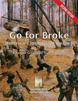 Panzer Grenadier: Go For Broke (Second Edition)
