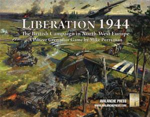Panzer Grenadier: Liberation 1944 (New Edition)