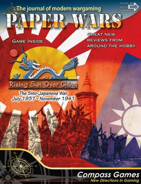 Paper Wars #083: Rising Sun Over China