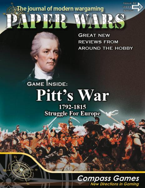 Paper Wars #092: Pitts War