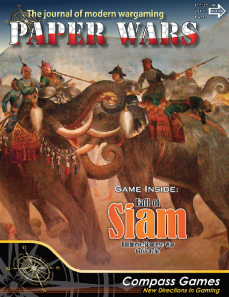 Paper Wars #094: Fall of Siam