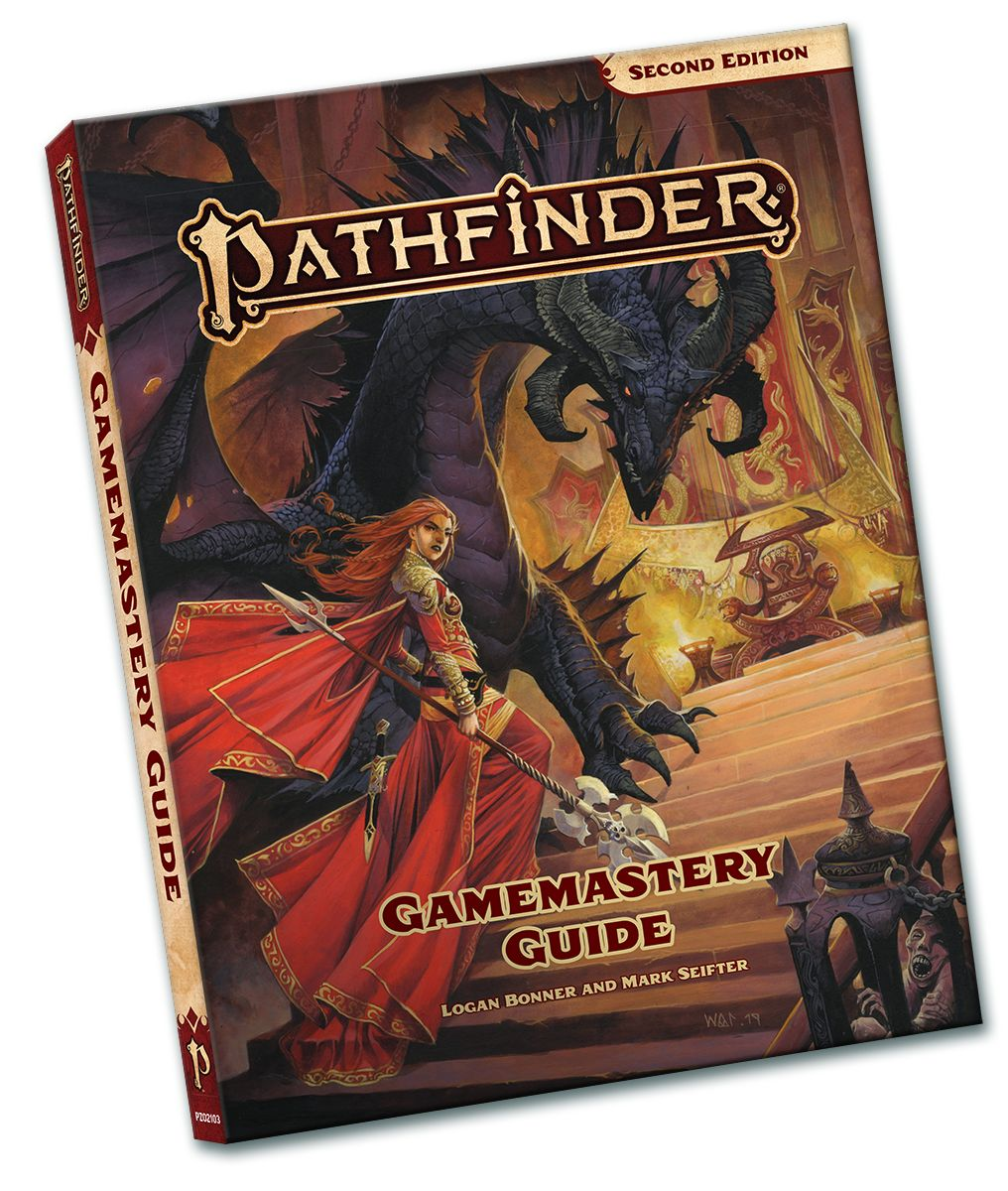 Pathfinder 2E: Gamemastery Guide Pocket Edition
