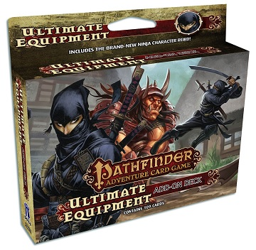 Pathfinder Adventure Card Game: ULTIMATE EQUIPMENT
