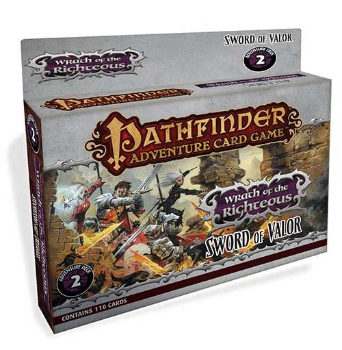 Pathfinder Adventure Card Game: Wrath of the Righteous 2-  Sword of Valor [SALE]