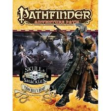 Pathfinder Adventure Path: Skull & Shackles #6: From Hell's Heart (Damaged)