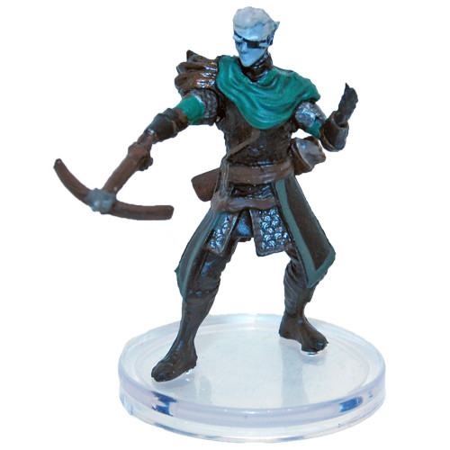 Pathfinder Battles: Darklands Rising: #24b Drow Warrior (Crossbow) (U)