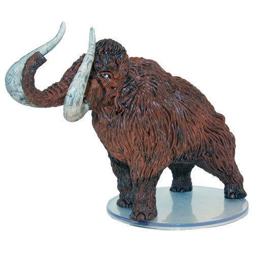 Pathfinder Battles: Darklands Rising: #36a Mammoth (U)