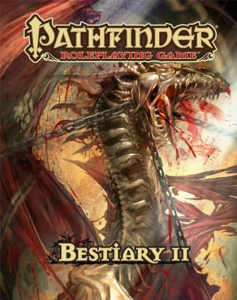 Pathfinder: Bestiary 2 [Damaged]