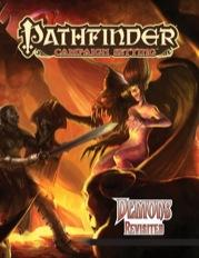Pathfinder: Campaign Setting: Demons Revisited [SALE]