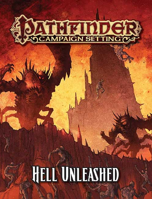 Pathfinder Campaign Setting: Hell Unleashed [SALE]